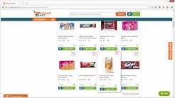 How to Order on BazaarCart.com, Online Grocery Shopping Store