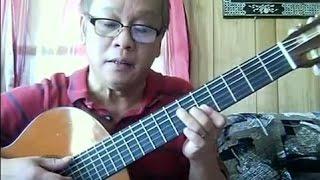 Hoa Trinh Nữ (Trần Thiện Thanh) - Guitar Cover