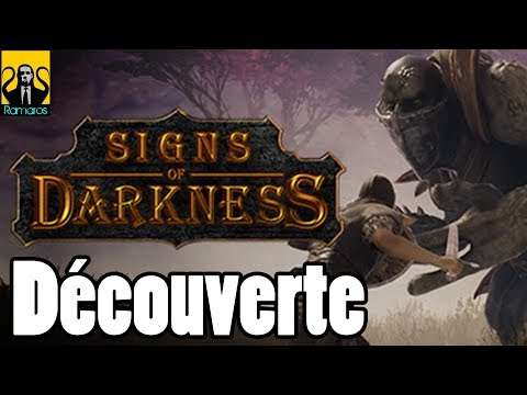 Découverte Signs Of Darkness Early Access FR ActionRpg Skyrim Like