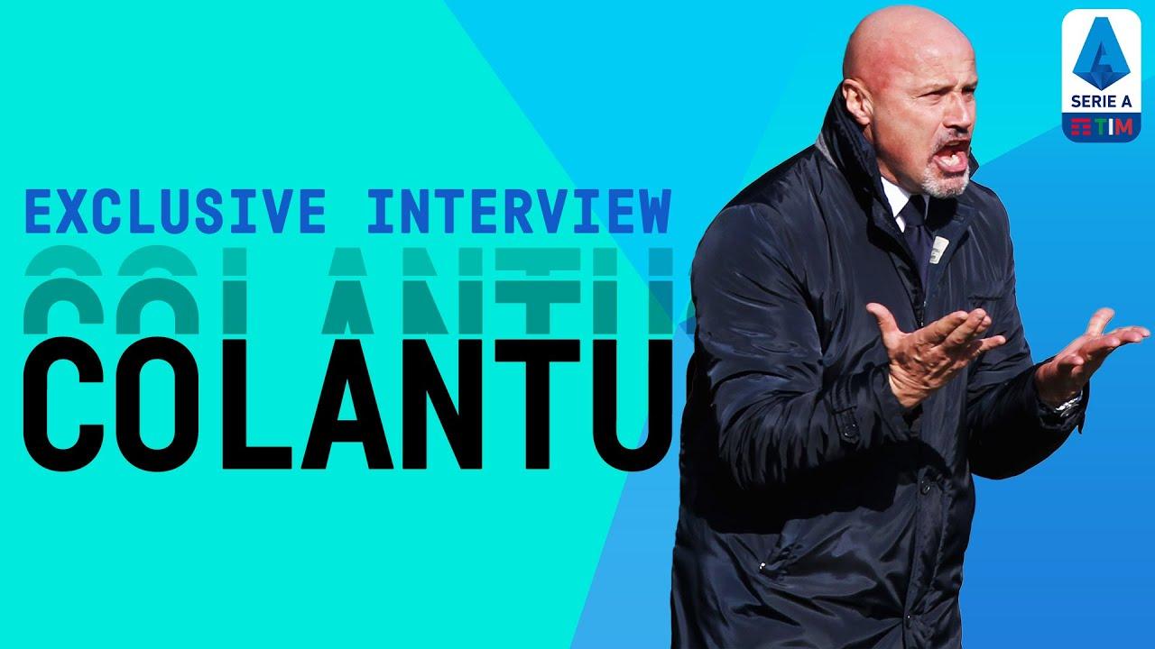 """Atalanta never give up!"" | Stefano Colantuono | Exclusive Interview"