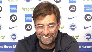 Brighton 0-1 Liverpool - Jurgen Klopp Full Post Match Press Conference - Premier League