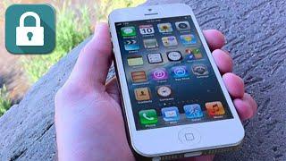 Cách khóa ứng dụng trên iphone mỗi khi cho người khác mượn