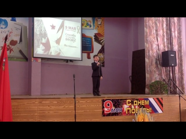 Изображение предпросмотра прочтения – АртёмБараковский читает произведение «Варварство» М.М.Залилова (Джалилова)