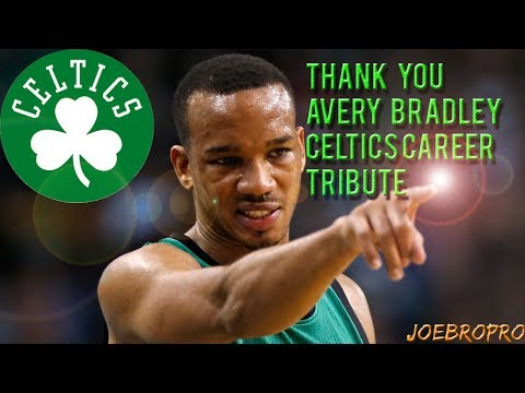Avery Bradley - Celtics Tribute Mix (EMOTIONAL)