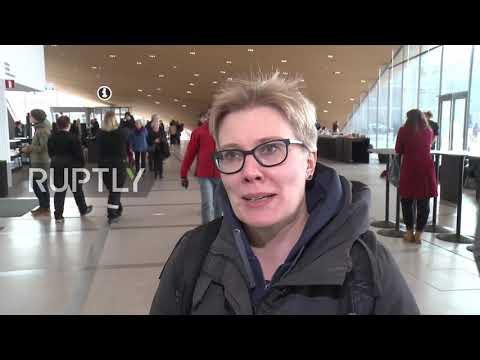 Finland: Helsinki residents react to gov. resignation