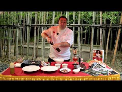 Alan Coxon`s Fish 4 Yu  Shanghai Parkyard hotel