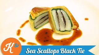 Game | Resep Sea Scallop Black Tie REVO DANIEL BOULUD | Rese