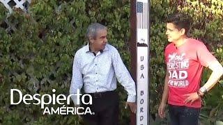 Conoce la casa fronteriza que se encuentra en México y Estados Unidos