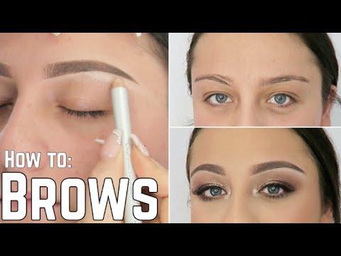 My Brow Routine + My Clients ♡ Jasmine Hand
