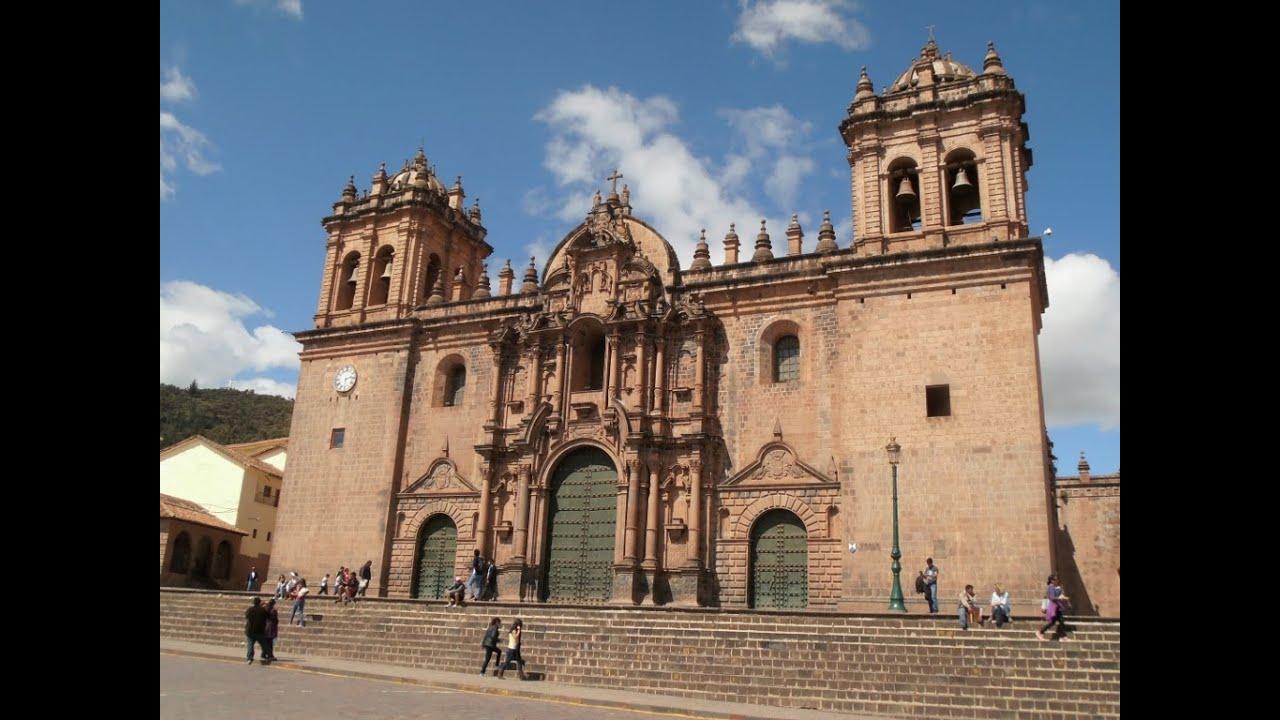 La Catedral De Cusco Peru