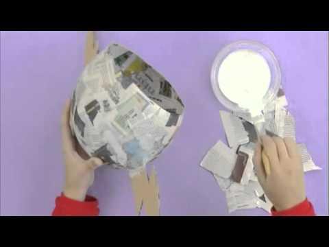 Art Attack Episodio Capacetes Portugal Youtube