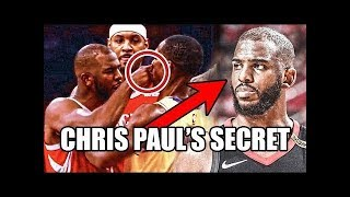 Was Rajon Rondo right about Chris Paul all along???