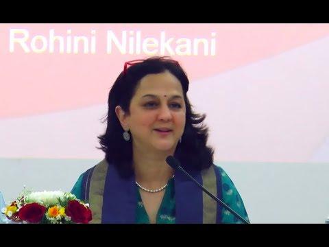Rohini Nilekani at CSDS, Special Lecture