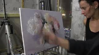 Уроки Игоря Сахарова в Москве, живопись для начинающих, научиться рисовать 12