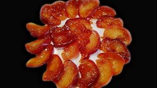 Яблоки в Карамельном Соусе