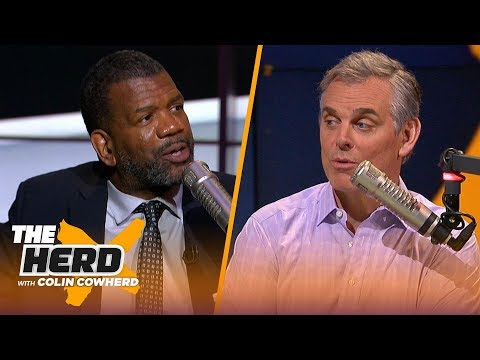 Astros' sign stealing is worse than steroids, talks Brady to Raiders & more — Rob Parker | THE HERD