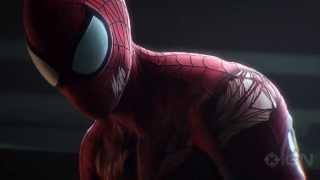 Spider man Comatose