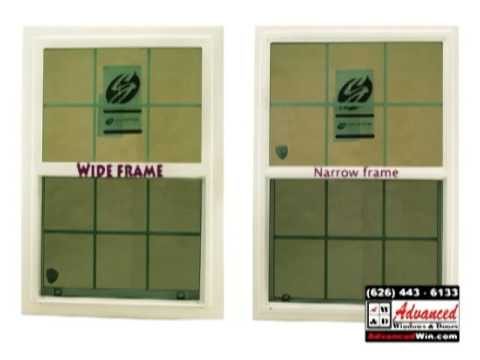 Simonton Vinyl Windows