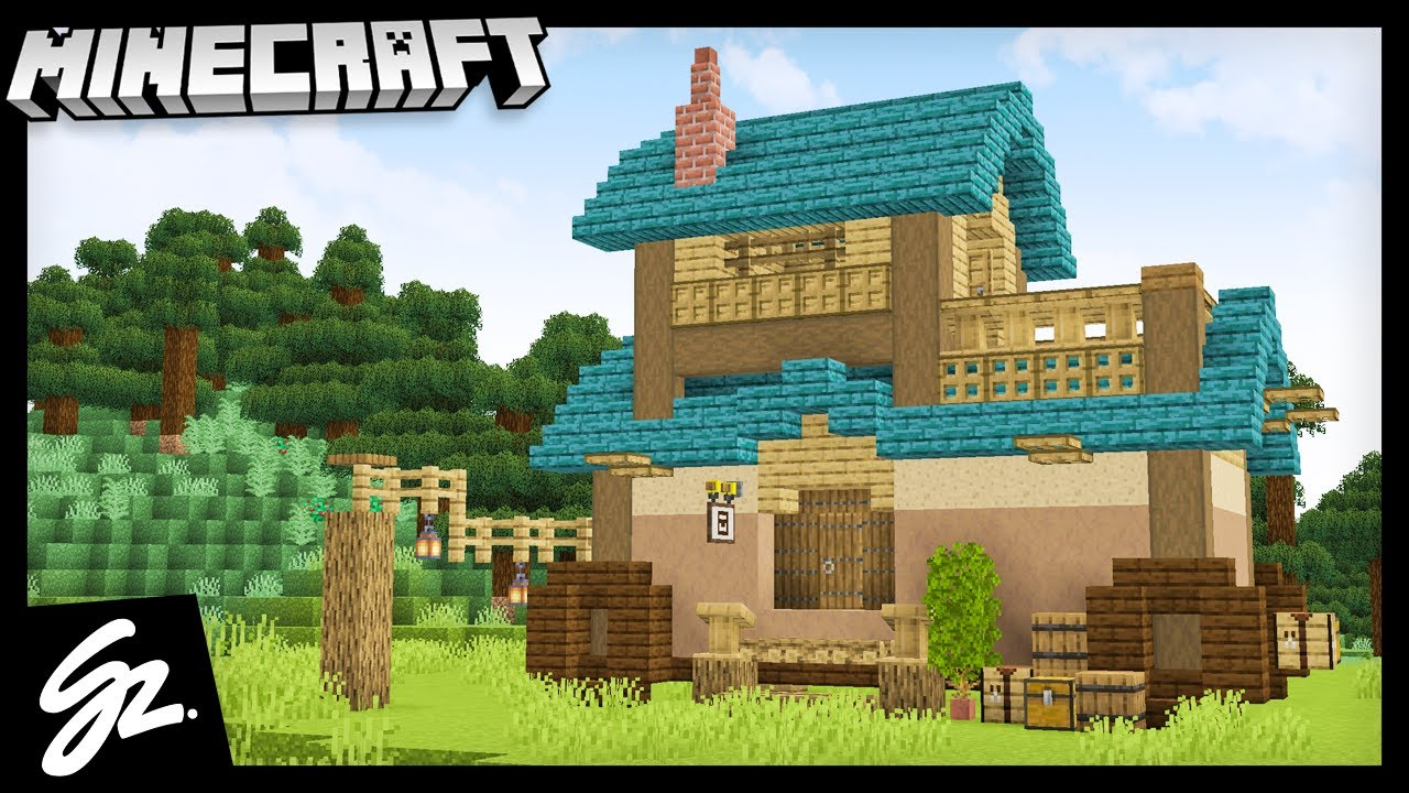 The PERFECT Survival House! - Minecraft 1.16 Let's Play ...