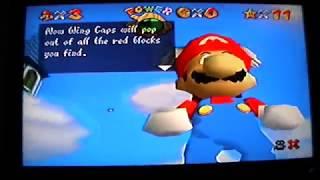 SRD's Super High Tech Video Game Show #2  Super Mario 64, Part 2