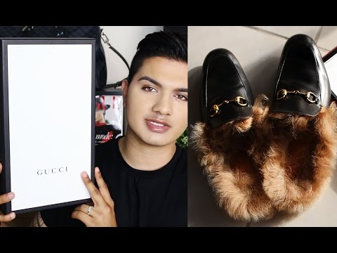 GUCCI PRINCETOWN LOAFERS!!
