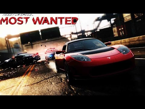 Need For Speed Most Wanted Android & IOS full gameplay