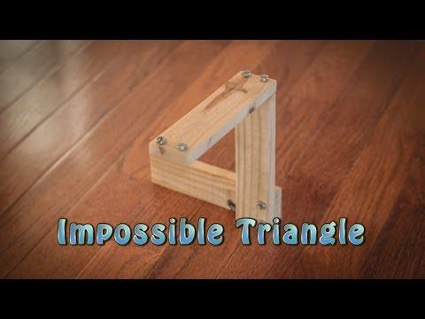 "Penrose ""Impossible"" triangle"