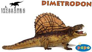 Dimetrodon Papo