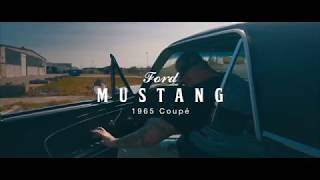 1965 Ford Mustang Coupe 289 V8 Soundcheck!