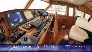 78' Marlow Explorer Yacht