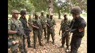 Chinese Navy39s Special Operation Detachment Exchange with Tanzanian Marine Corps