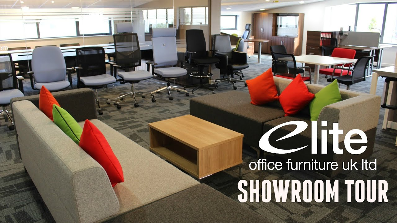 Elite Office Furniture Showroom Tour Youtube
