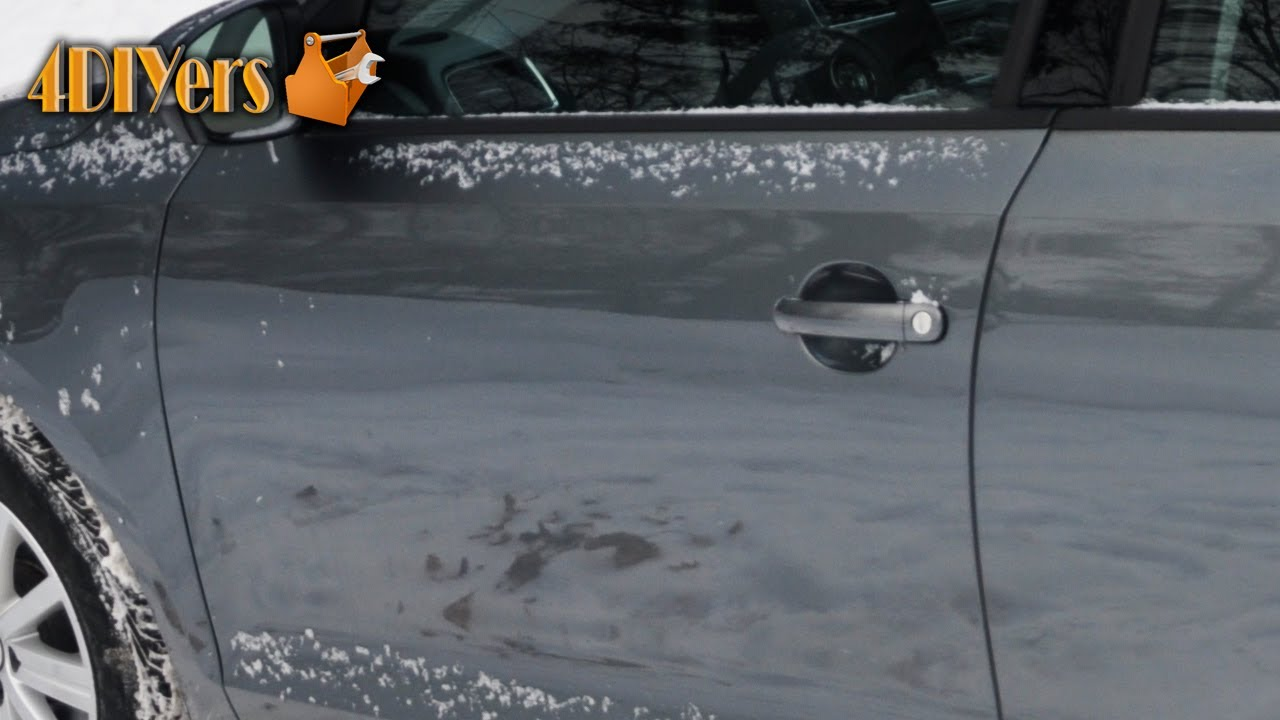 How to Prevent your Car Doors From Freezing in the Winter