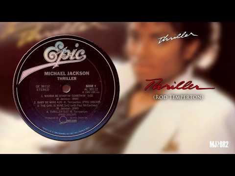 Michael Jackson - Thriller (Vinyl - Full Album)