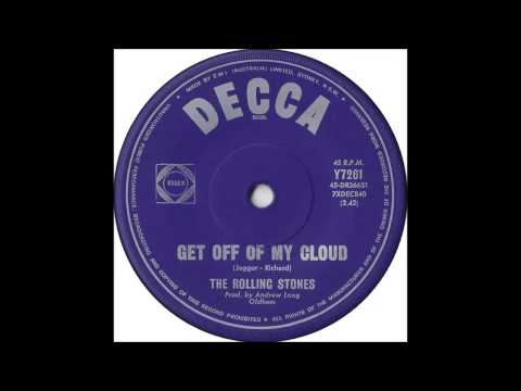 The Rolling Stones - Get Off Of My Cloud [1965 Oz 45]
