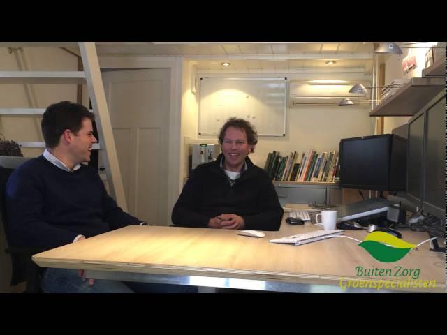 Interview Gijs van Heuven  - Richard de Jong
