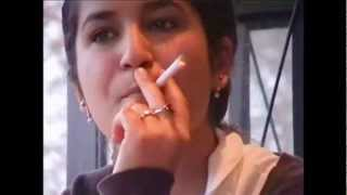 Repeat youtube video Compilation of public women smoking C