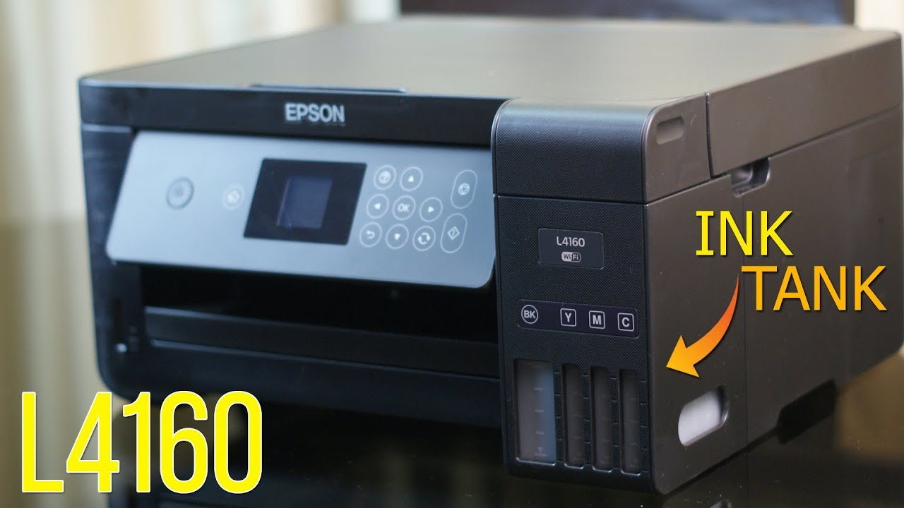 Epson L4160 review - Power efficient, Cost efficient, with