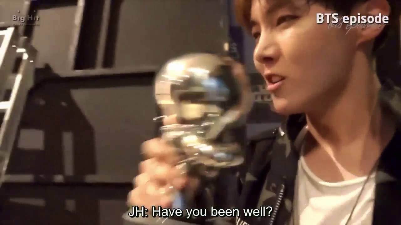[ENG SUB] BTS episode- 'Fire' 1st win @ 160512 M countdown