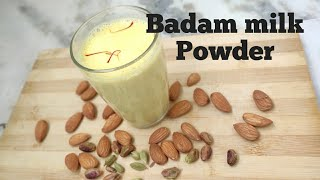 Home Made Badam Milk Powder | Instant Immunity Booster For All