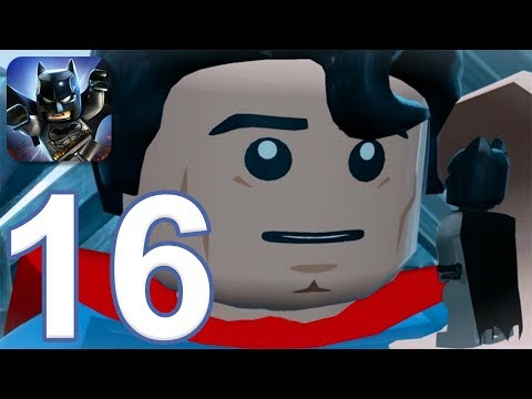 LEGO Batman: Beyond Gotham - Gameplay Walkthrough Part 16 - ENDING (iOS, Android)