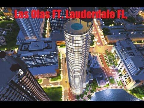 Drone Footage- Fort Lauderdale FL Las Olas