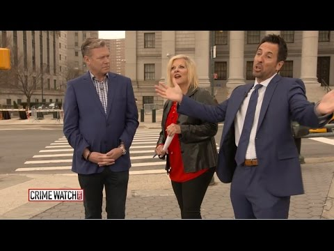 Uncuffed: Nancy Grace Discusses Daniel Holtzclaw - Crime Watch Daily With Chris Hansen