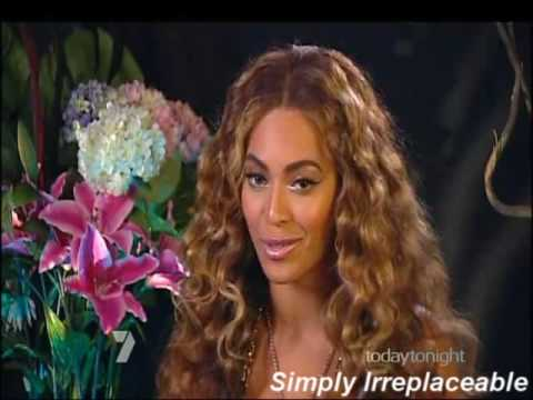 New Beyonce Interview on Today Tonight Part 1