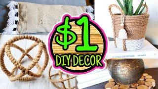 Dollar Tree DIY Room Decor Ant…