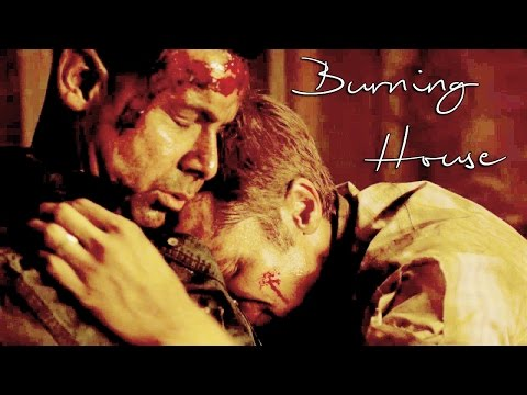 [castle] ryan/esposito | burning house