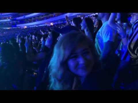Beyonce Drunk in Love live Pasadena California 2018 J-Z mix