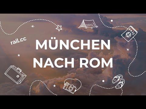 München-Rom Nachtzug /