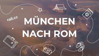 München-Rom Nachtzug / ÖBB nightjet