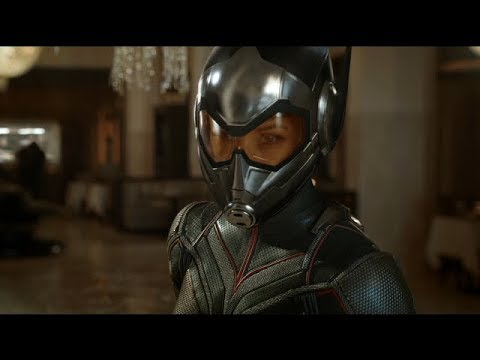 Download Wasp vs Ghost // Ghost Steals The Lab   Ant-Man and the Wasp [IMAX HD]